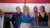 Brazzers - Big Tits at Work - Bridgette B Xander Corvus - Stuck In The Elevator thumbnail