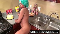 Ebony Step Sister Msnovember Cornered And Fucked Hard Missionary On The Kitchen Counter And Doggystyle By Hung Step Sibling Fucking Her While Standing Up HD Sheisnovember صورة