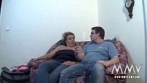 MMV FILMS Busty Chubby Mature wants cock thumbnail