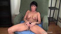 Yanks MILF Kassandra Wild Works Her Clit video