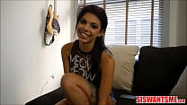 Step Sister Gina Valentina Revenge Brother Blowjob