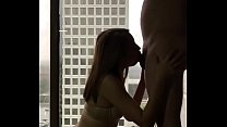Morniing Blowjob w city View and  Huge cumshot ... thumb