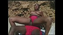 Image: drtuber.com.Horny Ebony Beauty Is Having Nice Banging On The Hot Beach - Free Porn Videos, Sex Movie
