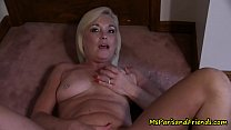 """Mommy/Son Taboo Tales """"Don't Blackmail & Jerk Off"""" thumbnail"""