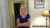 "Mommy/son Taboo Tales ""don't Blackmail & Jerk Off"""
