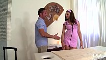 Naughty Russian Masseuse With Big Tits Gives The Happy Ending!