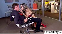 Sex Tape In Office With Slut Nasty Big Melon Tits Girl (nadia styles) vid-26