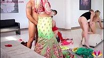 Pre-wedding Indian bride ceremony صورة