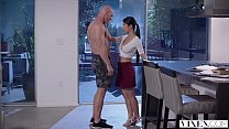 VIXEN Young Asian Student Has Passionate Sex With Neighbor - 69VClub.Com