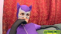 Batgirl anal screaming porn videos