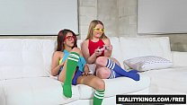 RealityKings Te ens Love Huge Cocks Lexxxus Ad ocks Lexxxus Adams Nerdy Gamer H