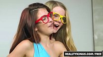 RealityKings - Teens Love Huge Cocks - (Lexxxus Adams) - Nerdy Gamer Hotties Vorschaubild