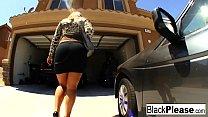 Mellanie Monroe Fucks Black Cock