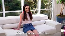 5215 CASTINGCOUCH-X Casting agent pounds tight pussy preview