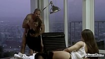 TROPHY WIFE REMY LACROIX ANALLY PUNISHED IN FRONT OF HER HUSBAND'S SECRETARY - Featuring: Remy Lacroix / Steven St. Croix thumbnail
