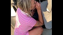 BIG TITS Blonde TEEN Gabbie Carter Hits A Hole-In-One Preview
