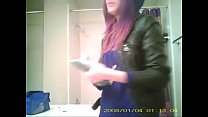 Red Head Toilet Cam Free Voyeur Porn Video View...