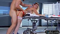 Big Boobs Nurse Fucked In Hospital Ward