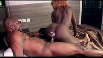 Ms Creamy Riding On Her Sugardaddy She Creams A