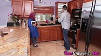 9719 Little arab gets creampie preview