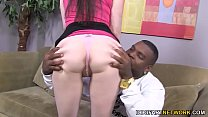 Tessa Lane Loves Black Cock Preview