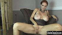 Horny MILF Charlee Chase's Pussy Needs Pleasing thumbnail