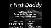 DDLG Roleplay: Rough Sex With Your New Daddy Do