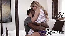 BBC loving stepmom Cherie DeVille gets blasted ...