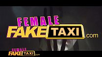 Female Fake Taxi Stud gives busty blonde milf a creampie on taxi bonnet - 9Club.Top