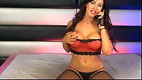 Hot phonesex brunette Lolly Badcock preview image