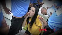 10 man anal gangbang for Taissia Shanti SZ959 Vorschaubild