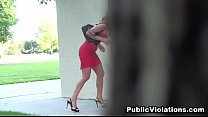 Nikki Sexx - Public Violations pornhub video