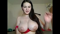 Nice tits webcam slut video