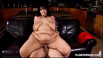 Sexy SSBBW Takes Selfies and Fucks New Latino H...