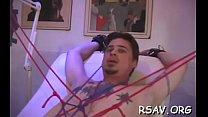 Ravishing twat gets put to test