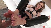 Mona Whales Ass Fucked in her Leather Chaps Vorschaubild