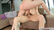 allinternal both holes get filled with white cum & carly rae porn thumbnail