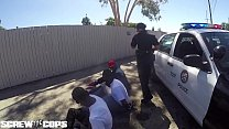 Screw the Cops - white female cop fucked by thr... Thumbnail