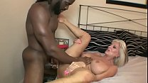 Granny Seduces Grandsons Black friend  Sally D'angelo