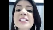 Novinha caiu no whatsaap video