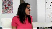 Sex Action Between Teen Naughty Lesbo Girls (Valentina Nappi & Luna Stars) video-30