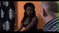African goddess fucked by white rod thumbnail