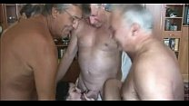 5 Old men fucking cute girl preview image