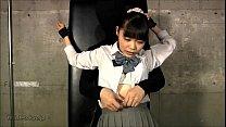 JAPANESE SCHOOL GIRL OILED & TICKLED