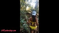 HD Heher deep get naked deepthro big cock and creampie in the jungle new - 9Club.Top