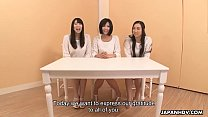 A nasty sex session with Asians who are down to fuck Vorschaubild