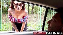 Street Whore Cereza Rodriguez & Exposedlatinas