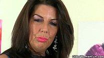 Britain's best mature big tits pornhub video
