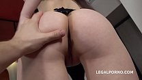 Mr. Anderson's Anal Casting with Nikki Hill Balls Deep Anal, Gapes, Cum in mouth GL026