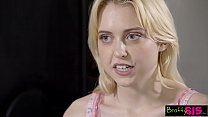 Teen Sisters Give Step Daddy Ultimate Fathers Day Threesome S10:e1